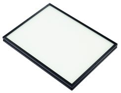 TH2-200X150SW - Flat Light (Back Light) White, 24V