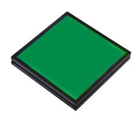 TH2-27X27GR-PM - Flat Light (Back Light) Green, 24V, High-directivity type
