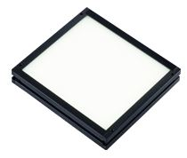 TH2-83X75SW-PM - Flat Light (Back Light) White, 24V