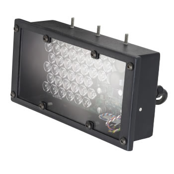 VCT6-850-50-ETH - VCT6 High intensity OEM LED Strobe Light 850nm, 50 degree angle